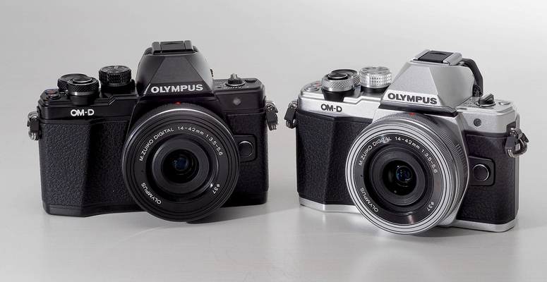 Olympus OM-D E-M10 Mark II - Best entry-level mirrorless camera