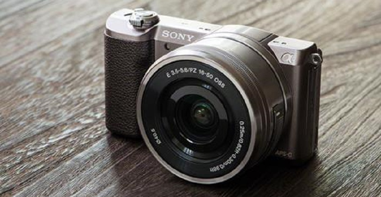 Sony Alpha A5100 - Best compact mirrorless camera