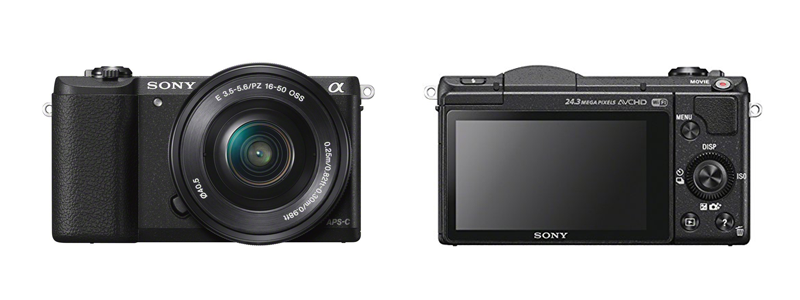 Sony Alpha A5100 - Best Sony compact mirrorless camera