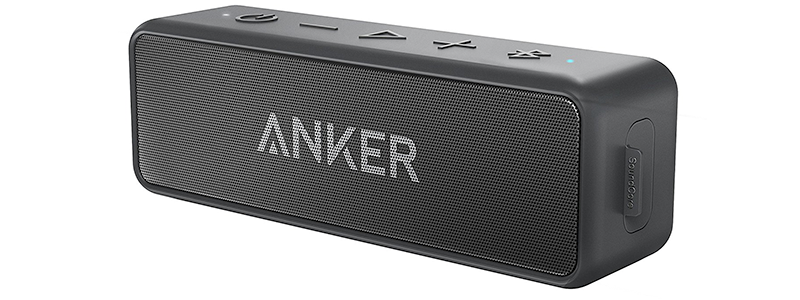 anker soundcore 2 - Best Bluetooth speaker with long stamina
