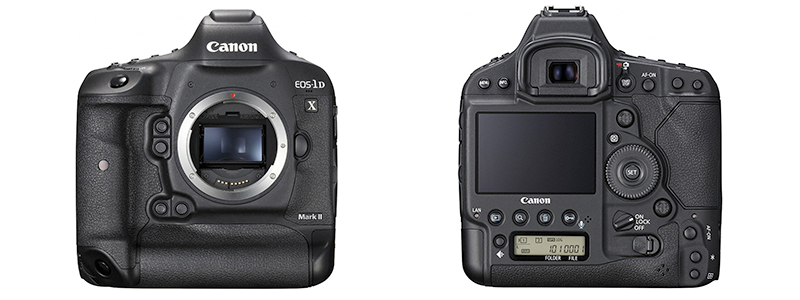 canon eos-1d x mark ii - Best Canon DSLR camera for video