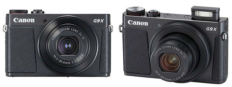 canon powershot g9 x mark ii - Best Canon pocket camera
