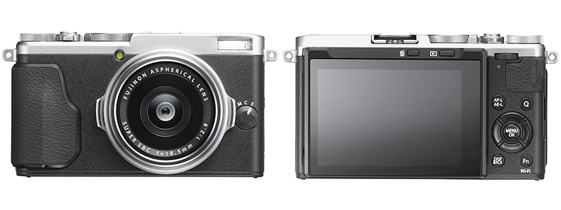 fujifilm x70 - best point and shoot camera for beginners