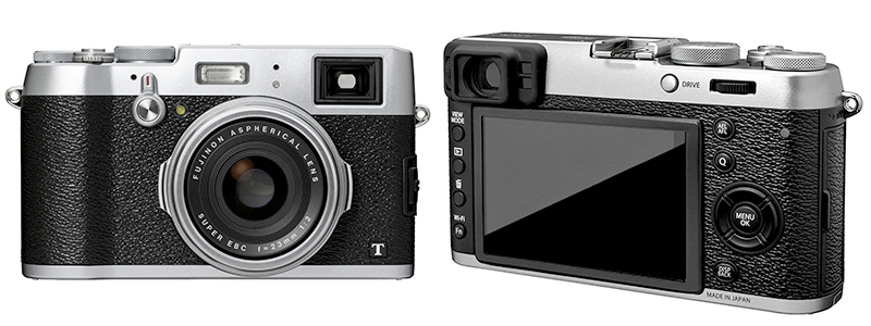 fujifilm x100t - best Fujifilm point and shoot camera