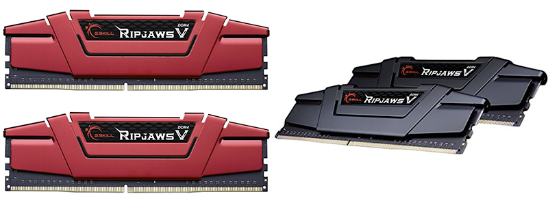 gskill ripjaws v series ddr4