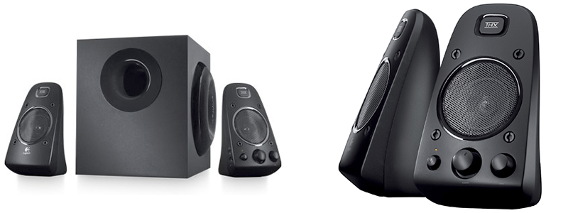 logitech z623 - Best computer speakers for bass