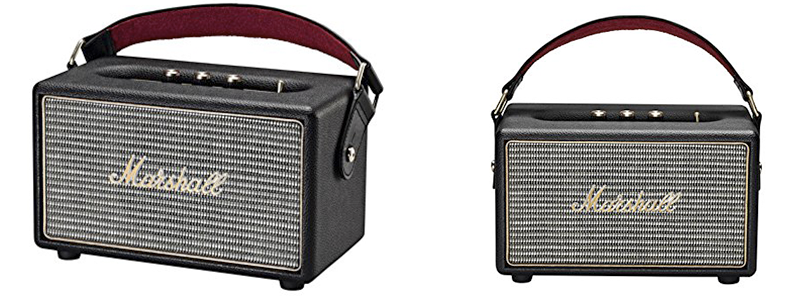 marshall kilburn - Best Bluetooth speaker for bass