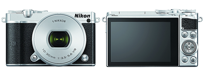 nikon 1 j5 - best mirrorless camera under 500