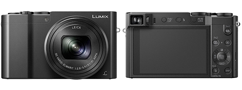 panasonic lumix dmc-zx100 - best point and shoot camera for video