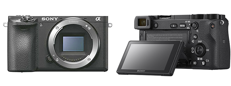 sony alpha a6500 - best Sony mirrorless camera