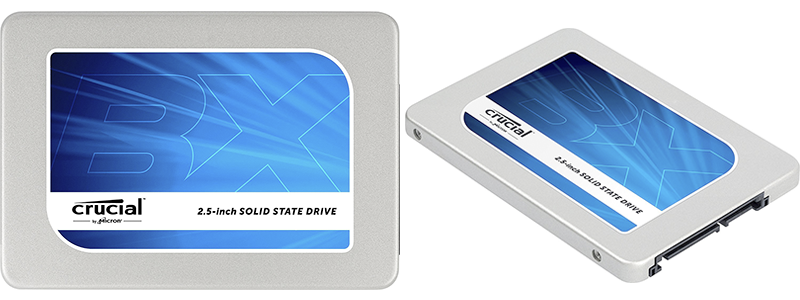 crucial bx200 2.5 - A Cheap SSD for Everyday Use