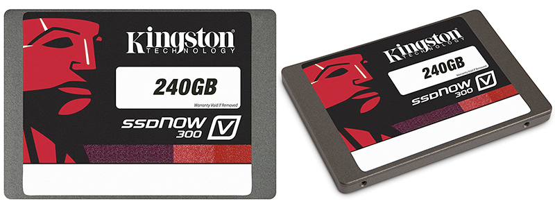 kingston ssdnow v300 2.5 - An Overall Decent SSD for Basic Gaming