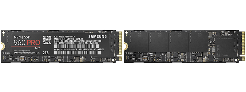 samsung 960 pro m.2 - A High Performance Gaming SSD