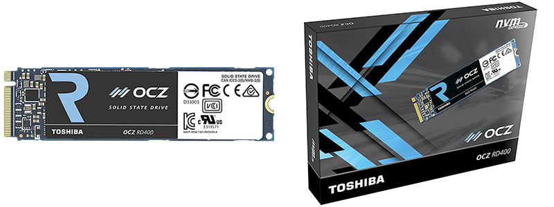toshiba ocz rd400 m.2 - A Powerful SSD with Top Specs