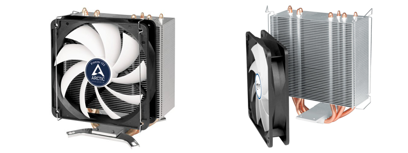 ARCTIC Freezer i32 - the Best Cheap CPU Cooler