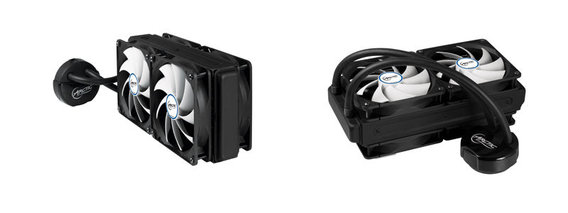 Arctic Liquid Freezer 240 - Easily One of the Best Liquid CPU Cooler Systems