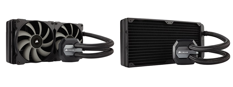 Corsair Hydro Series H115i Extreme - Indeed Extreme CPU Cooler