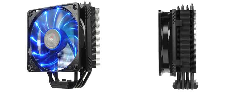 ENERMAX ETS-T40F-BK - The Best Low Profile CPU Cooler