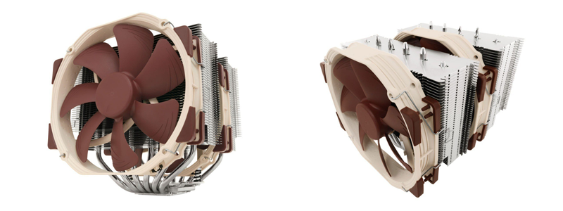 Noctua NH-D15 - Definitely One of the Best Air CPU Coolers Available