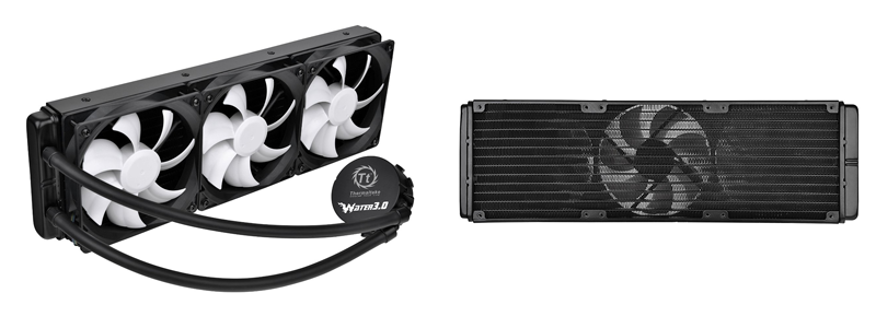 Thermaltake Water 3.0 Ultimate - One of the Best CPU Water Coolers