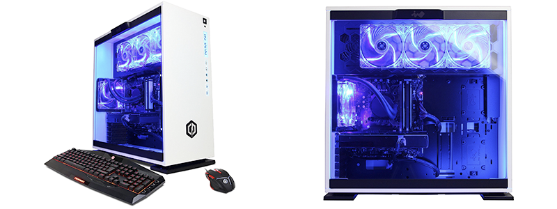 cyberpowerpc gamer supreme liquid cool slc9880 - One of the Best Gaming Desktop Options for Gamers and Overclockers