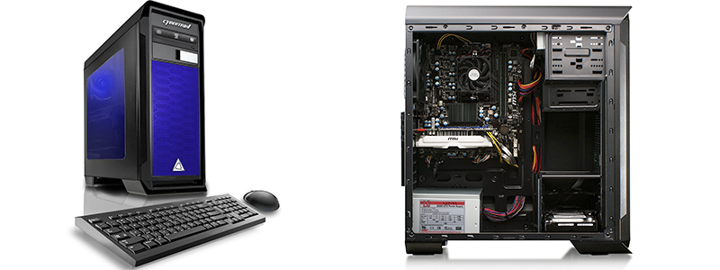 cybertron rhodium 950 xb - The Best Gaming PC for Budget and Performance
