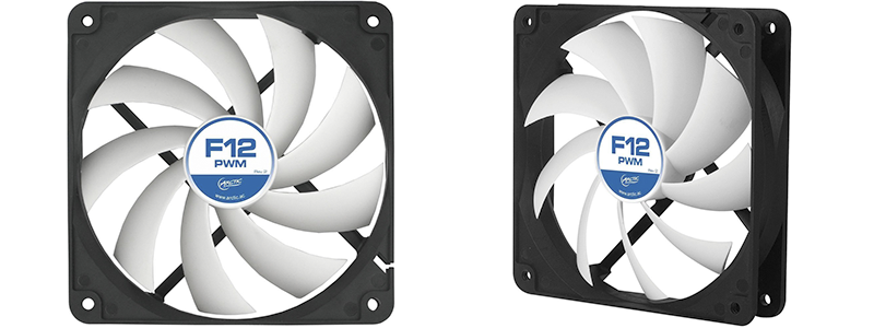 arctic f12 pwm rev 2 - Best 120MM Case Fan for the Price