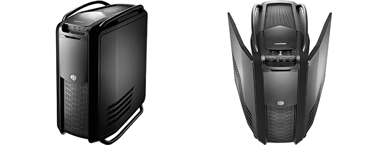 cooler master cosmos ii - Very durable PC case