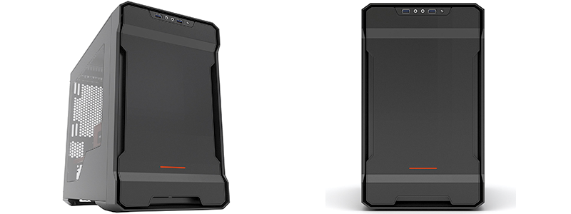 phanteks enthoo evolv - Best durable micro ATX case