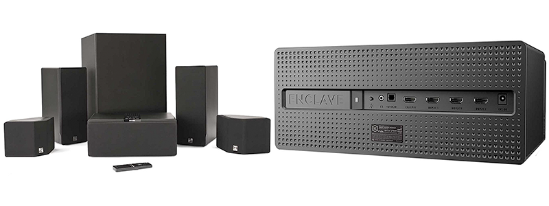 enclave audio cinehome hd 5