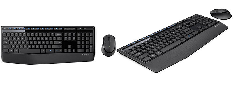 424d1186368 logitech mk345 wireless combo. The Logitech MK345 keyboard and mouse ...