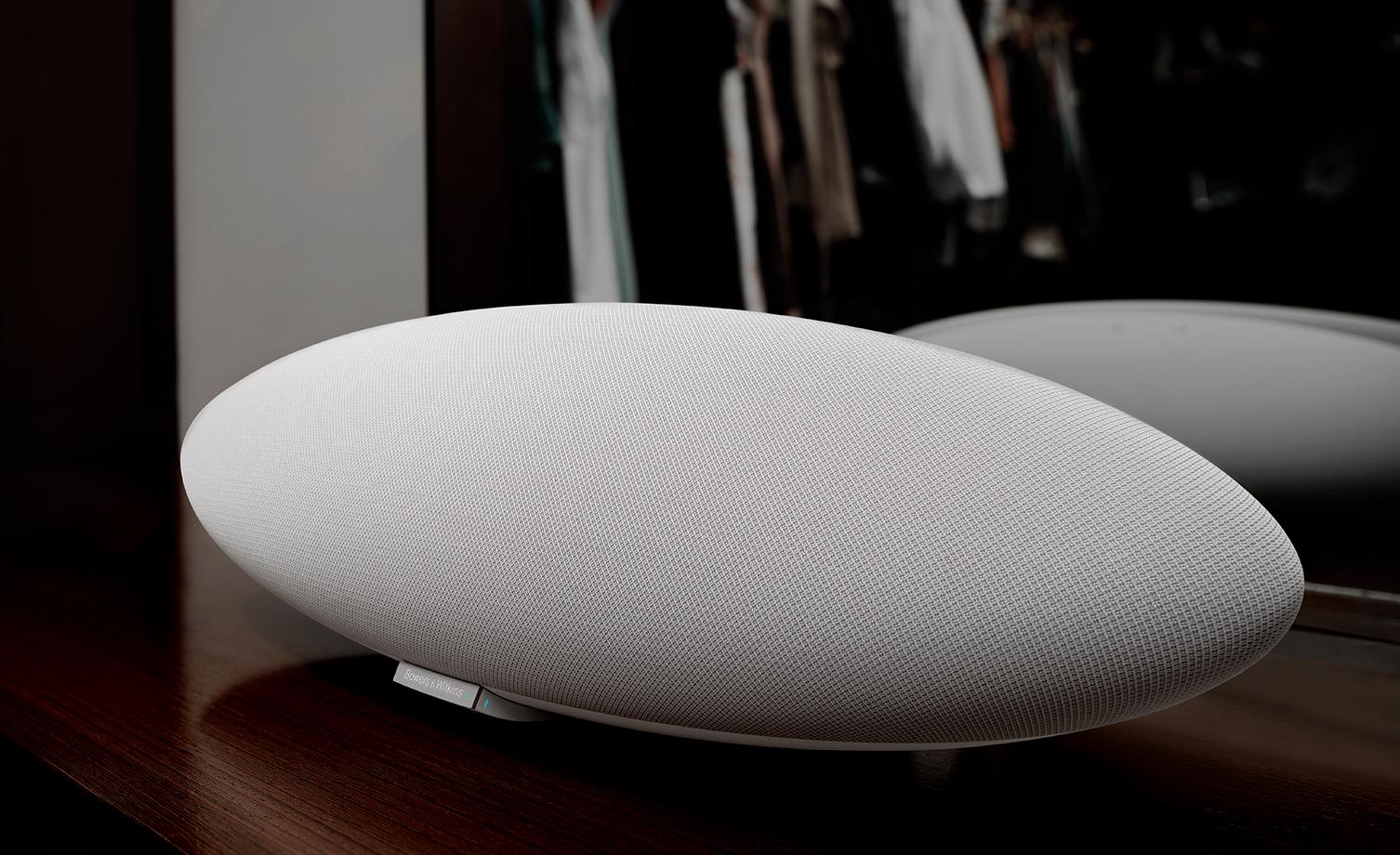 Bowers  U0026 Wilkins Zeppelin Wireless Speakers Review