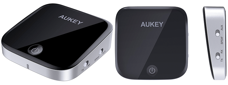 aukey bluetooth transmitter and receiver