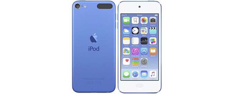 apple ipod touch 6th generation - The Best MP3 Player for Audiobooks