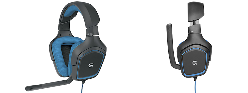 logitech g430 - The Best Budget Gaming Headset