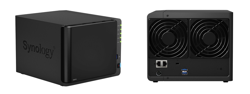 Synology DiskStation DS416+