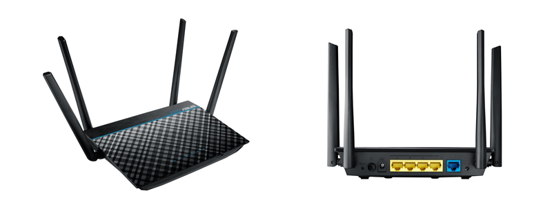 The best router with extra security