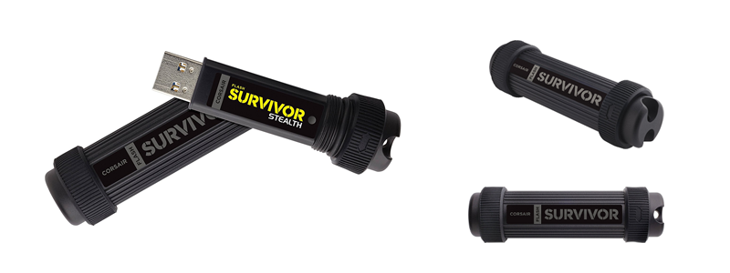 Corsair Flash Survivor Stealth