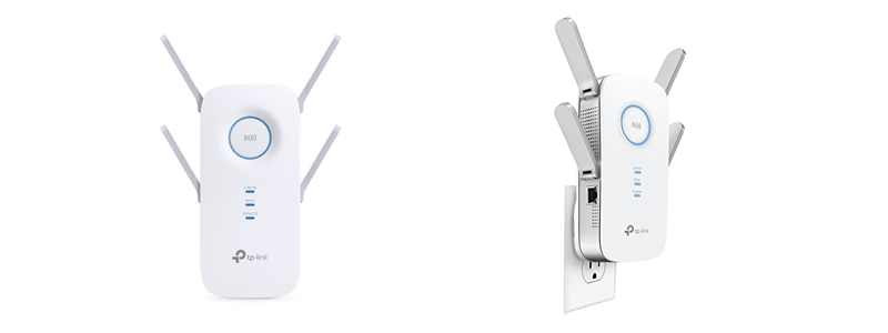 TP-Link AC2600 Dual Band Wi-Fi range extender