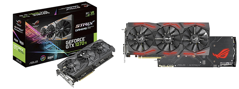 asus rog strix geforce gtx 1070 ti 8gb