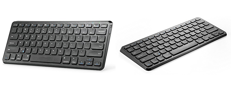 10 best wireless keyboards in 2019 usb and bluetooth models the tech lounge. Black Bedroom Furniture Sets. Home Design Ideas