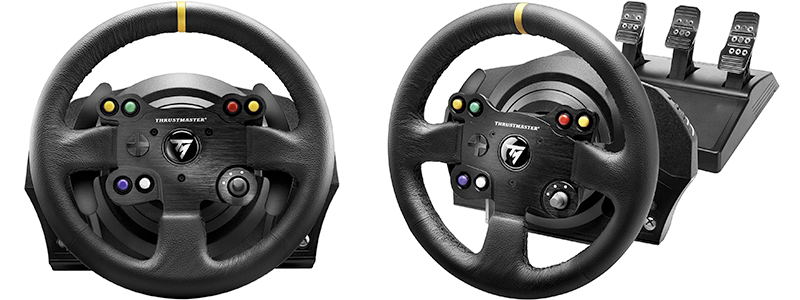 9 best racing wheels for pc xbox one and ps4 in 2019. Black Bedroom Furniture Sets. Home Design Ideas