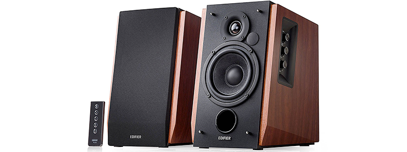 The Best Budget Bookshelf Speakers Edifier R1700bt