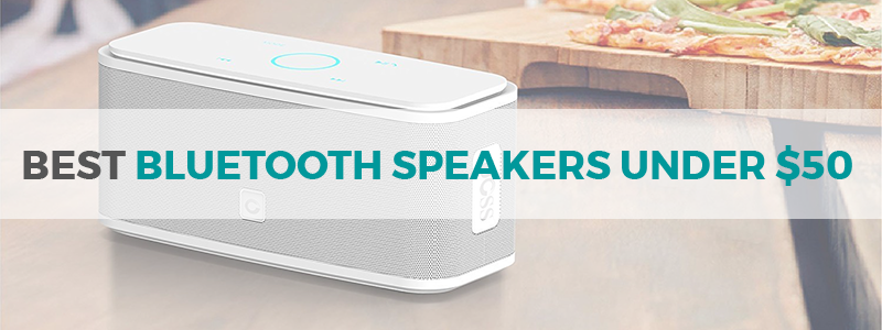 12 Best Bluetooth Speakers Under $50 in 2019 - The Tech Lounge