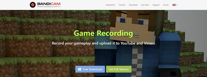 how to record games for youtube