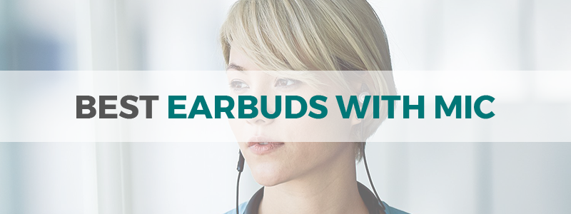 9 Best Earbuds With Mic In 2020 Wireless And Wired The Tech Lounge