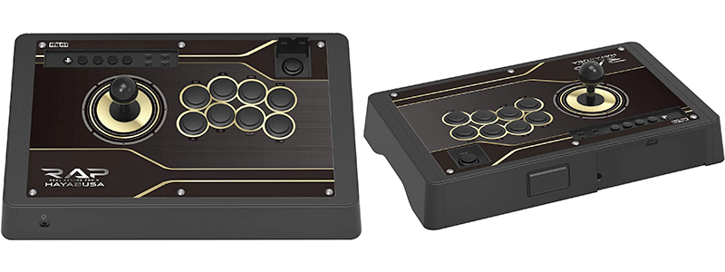 hori real arcade pro n hayabusa arcade fight stick