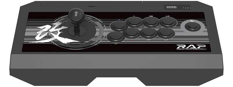 hori real arcade pro v kai fighting stick
