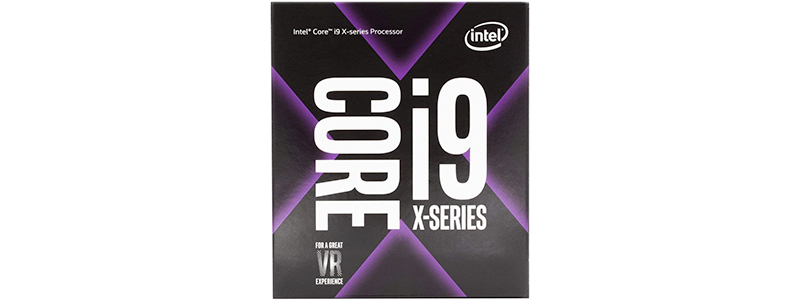 intel core i9-7900x x-series