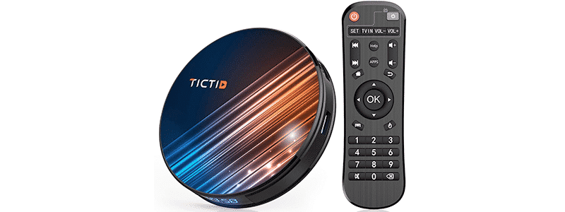 tictid android 9 0 tv box